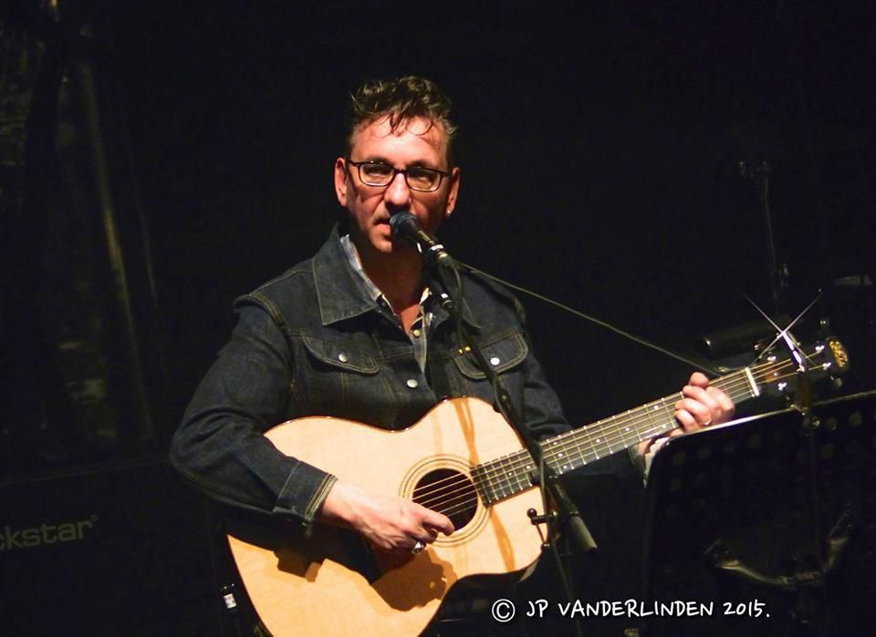 Richard Hawley plus support Meilyr Jones - Cirque royal - Bruxelles, le 19 novembre 2015