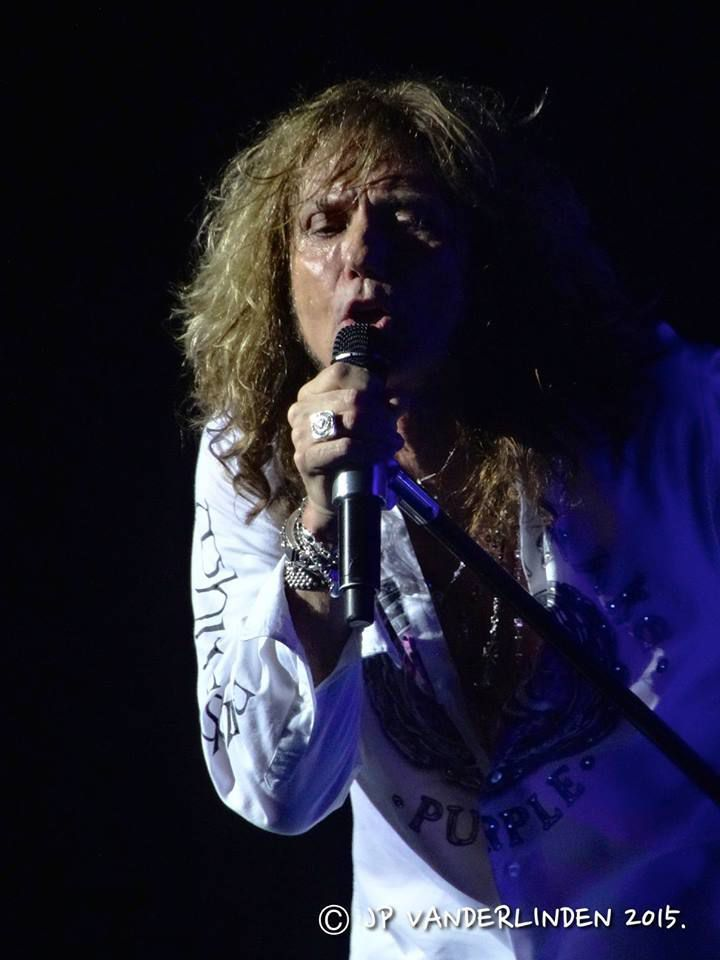 Whitesnake 'The Purple Tour' + The Dead Daisies à Forest National, le 1 décembre 2015