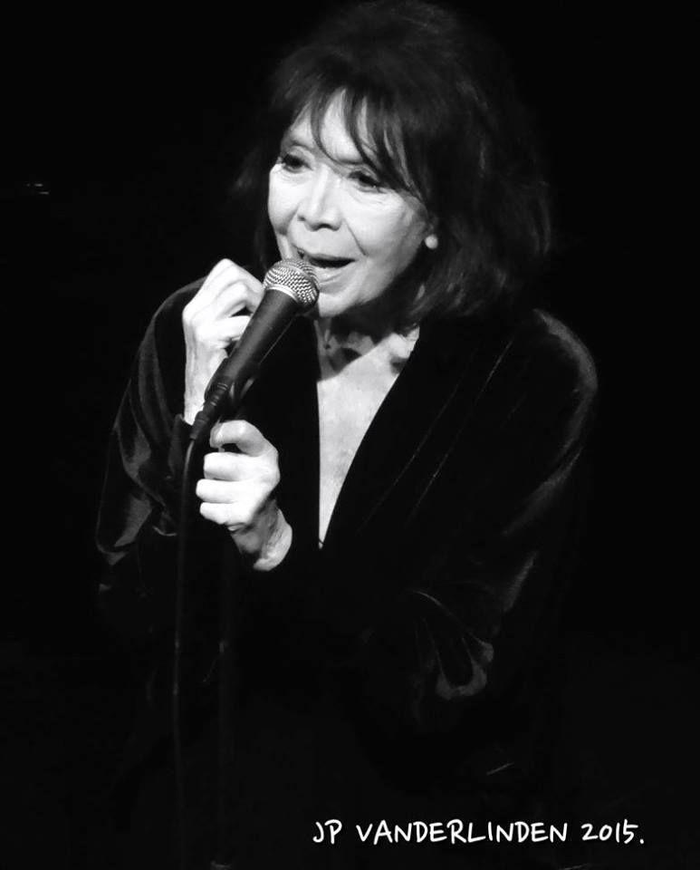 Juliette Gréco à La Cigale, Paris, le 18 décembre 2015
