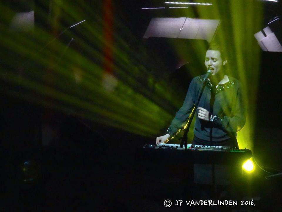 LAIBACH WITH RTV SLOVENIA SYMPHONY ORCHESTRA au Bozar, Bruxelles, le 9 février 2016