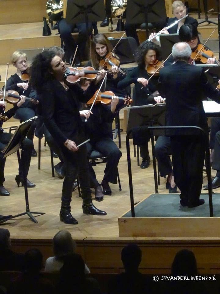 Orchestre National de Belgique - Lawrence Foster direction – Nemanja Radulovic violon au Bozar- Bruxelles - le 28 février 2016