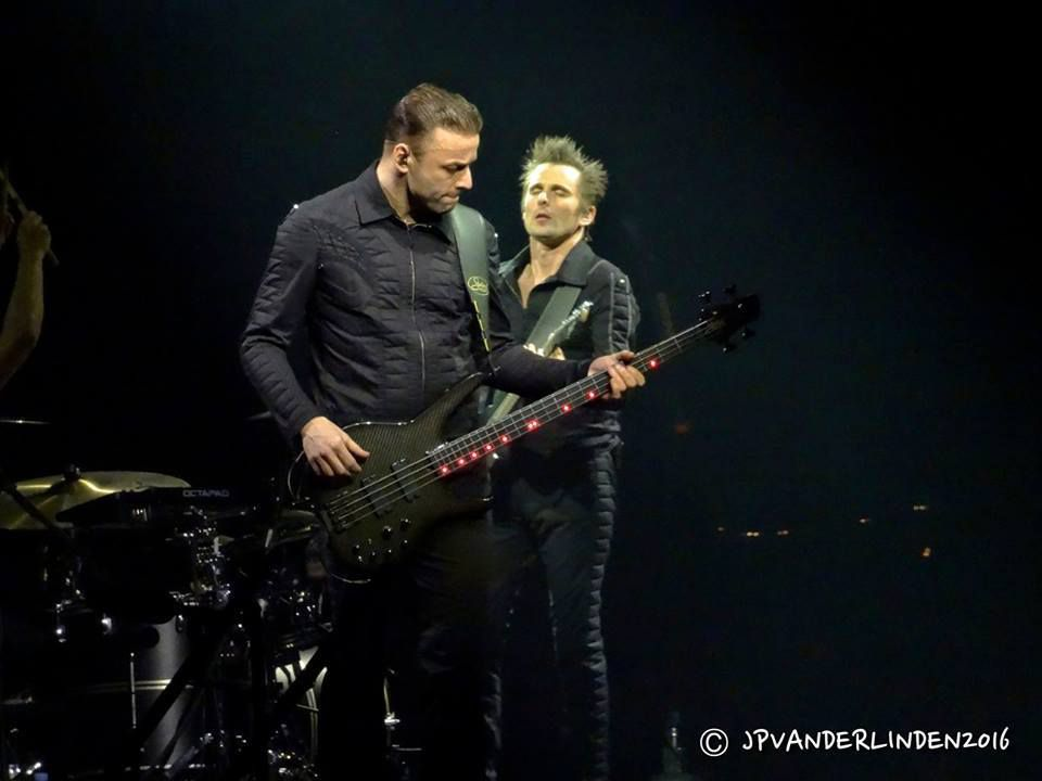 Muse -The Drones World Tour- Palais 12 - Bruxelles - les 13 et 15 mars 2016