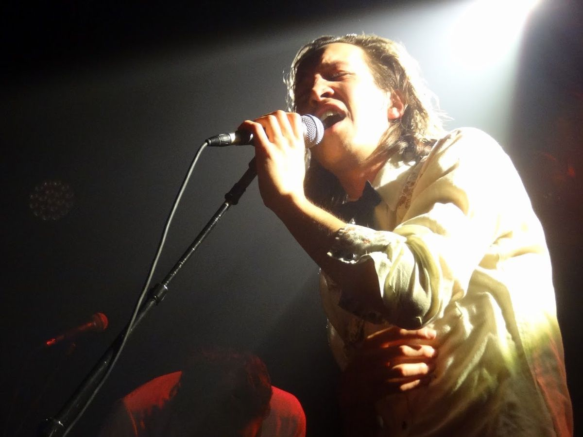 Marlon Williams - Harĕhaas - Ancienne Belgique ( Club) - Bruxelles le 16 avril 2016