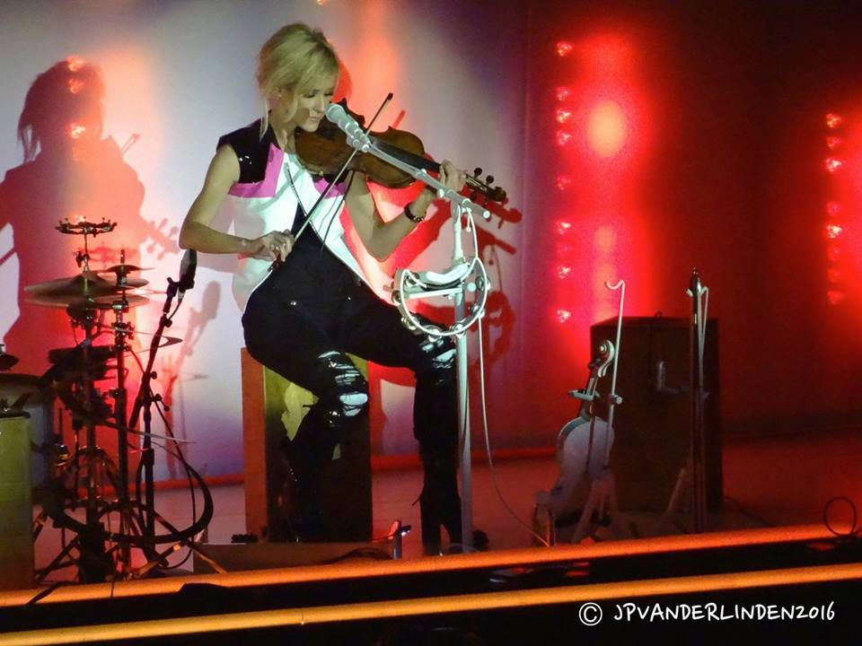 Dixie Chicks MMXVI at Lotto Arena, Antwerpen, le 16 avril 2016