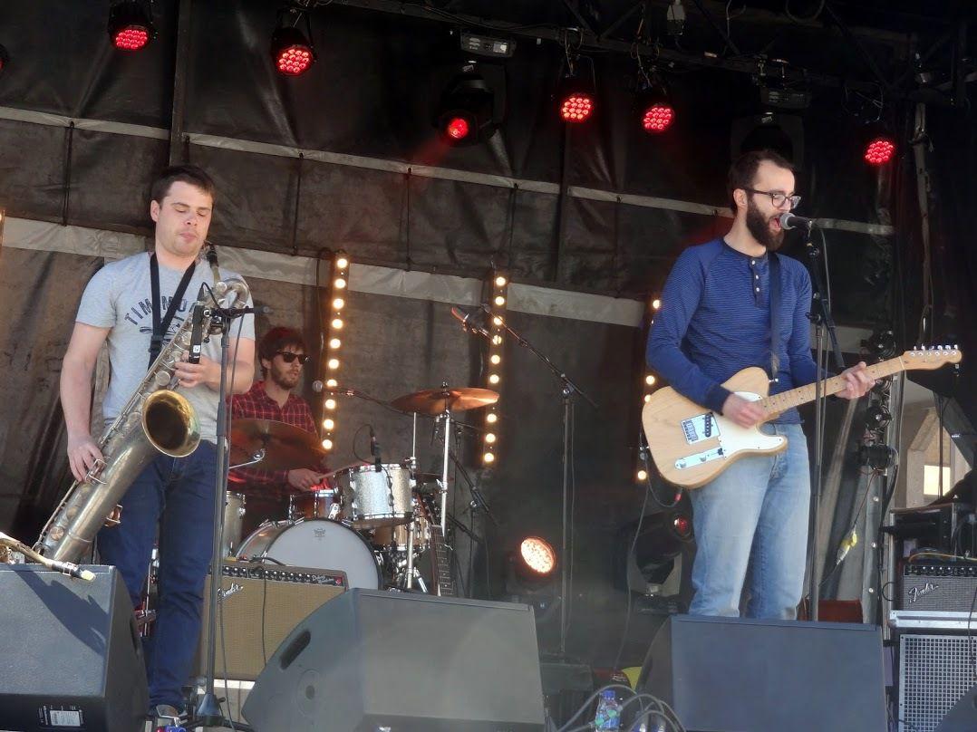 Welcome Spring! Festival 2016 à Louvain-la-Neuve, le 20 avril 2016