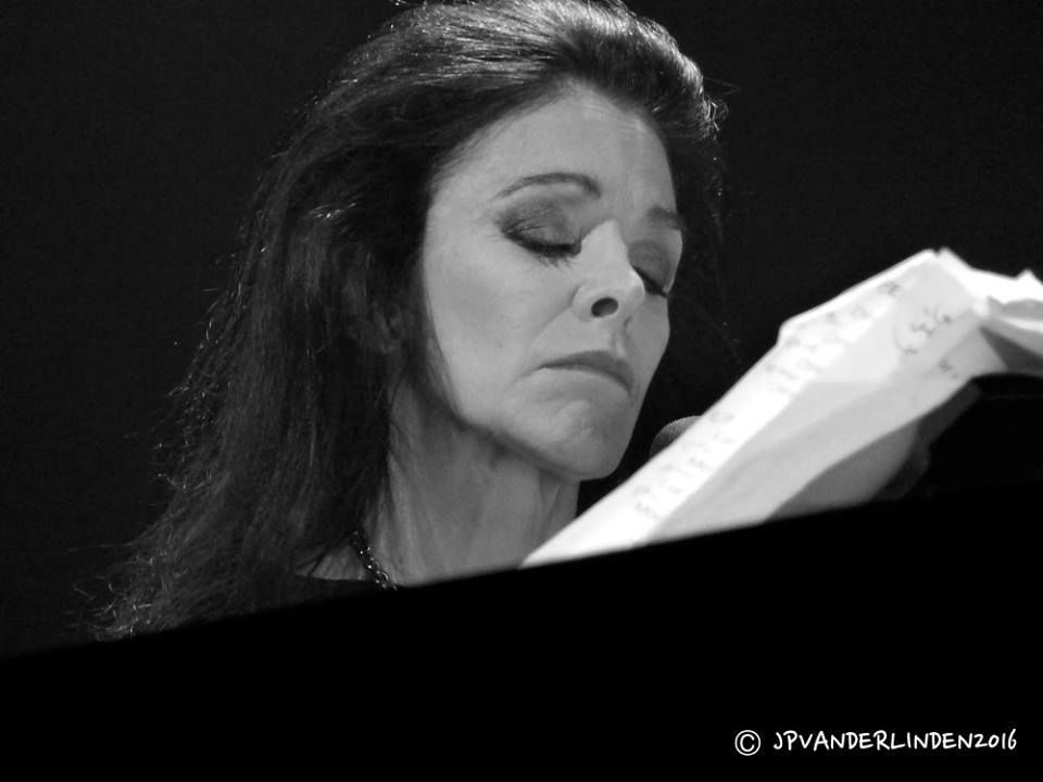Diamanda Galás: 'Death Will Come and Have Your Eyes' - Handelsbeurs Concertzaal - Gent- le 20 avril 2016