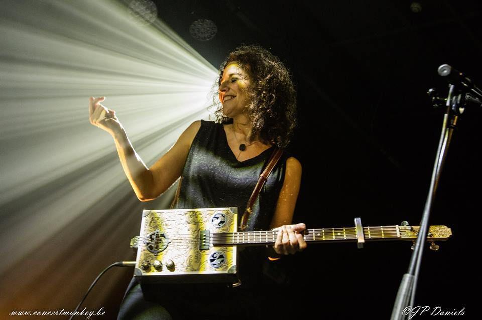 Sirius Plan à l'Ancienne Belgique ( Club), Bruxelles, le 25 avril 2016