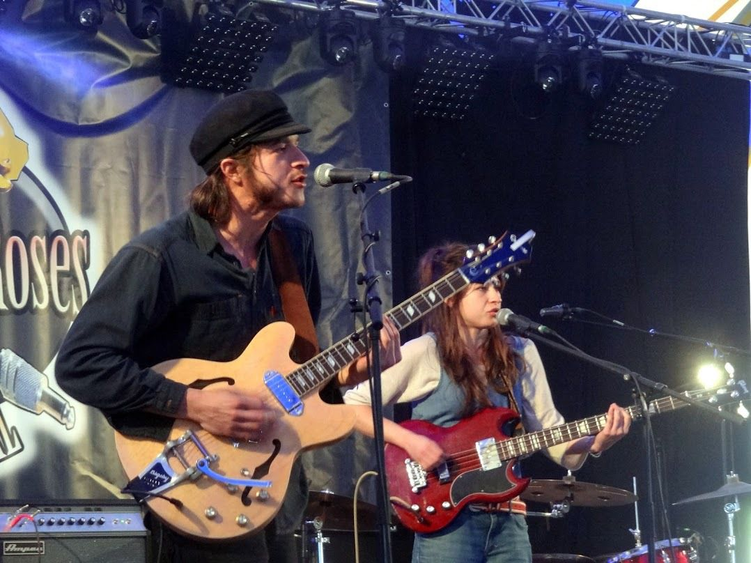 Roots and Roses Festival 2016 - Ancien Chemin d'Ollignies - Lessines, le 1 mai 2016 ( part one)