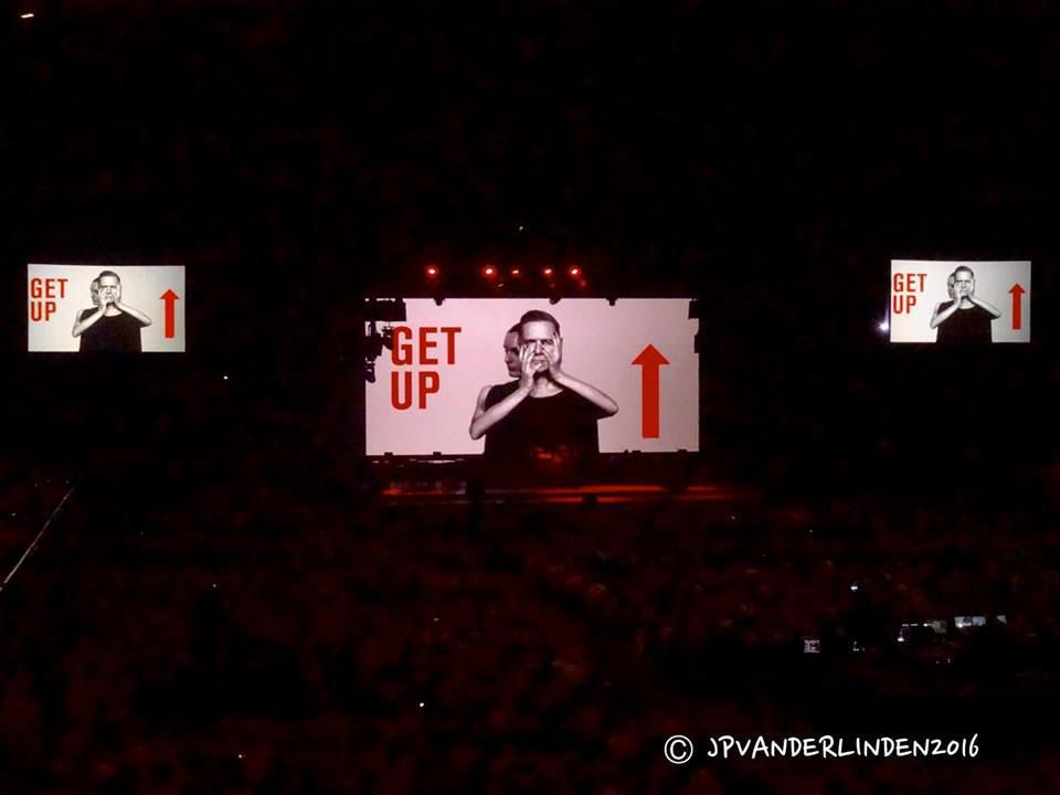 Bryan Adams Get Up! Tour - Antwerps Sportpaleis - le 25 mai 2016