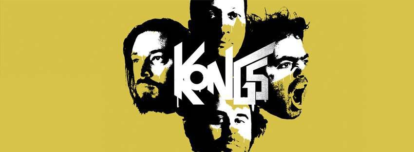 Album- Kongs by Kongs