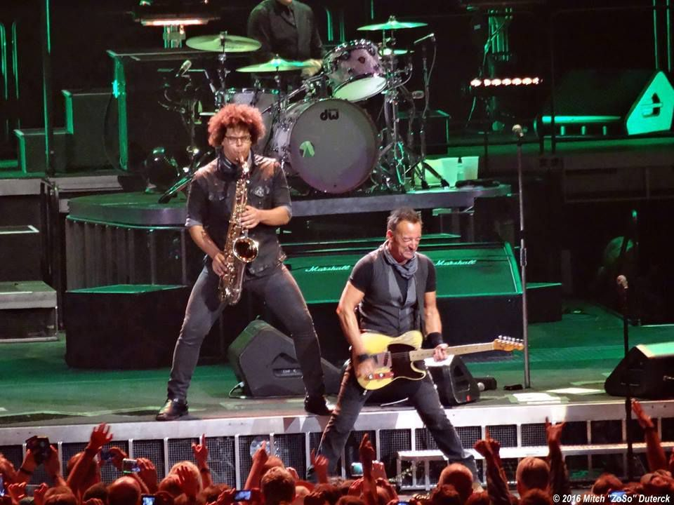 Bruce Springsteen and The E Street Band - The River Tour - AccorHotels Arena - Paris - le 11 juillet 2016