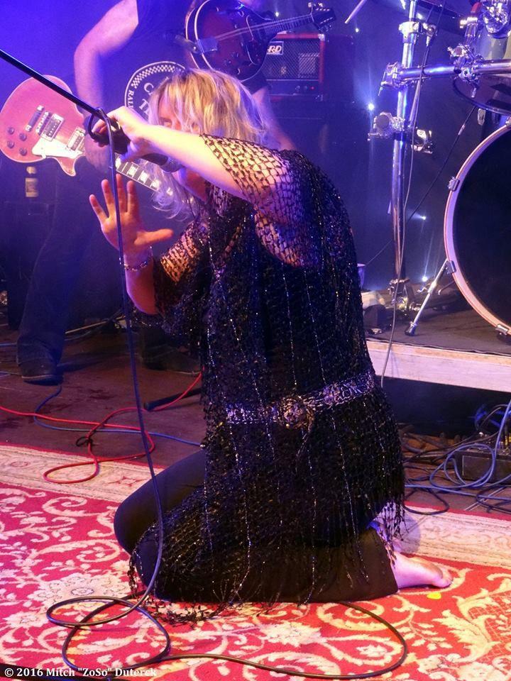Festival Hastière Chante: Deborah Bonham and Band - Hastière le 21 juillet 2016