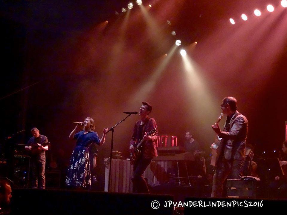 Brussels Summer Festival ( day 1) - Beautiful Badness- Mustii- Hooverphonic au Mont des Arts et à La Madeleine ( Bruxelles) le 5 août 2016