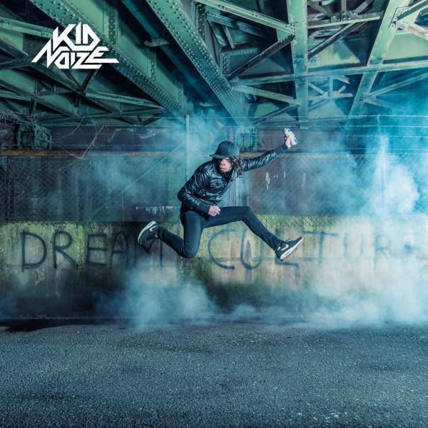Kid Noize ( Release Party first album) - Gare de Calevoet- Uccle, le 29 septembre 2016
