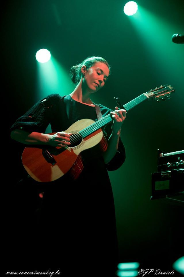 Lisa Hannigan + Heather Woods Broderick - Het Depot, Leuven, le 28 octobre 2016