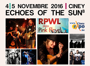 Forks à Echoes of the sun à Ciney Expo le 4 novembre 2016