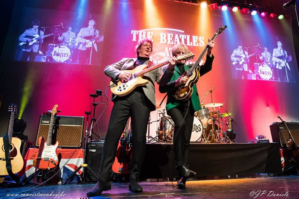 The Overtures - Bootleg Sixties Sight and Sound Show - Het Depot- Leuven - le 21 novembre 2016