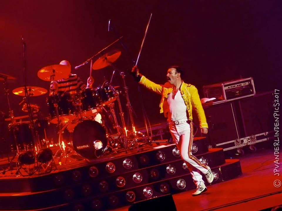 One Night of Queen by Gary Mullen and The Works - Cirque Royal - Bruxelles, le 10 janvier 2017