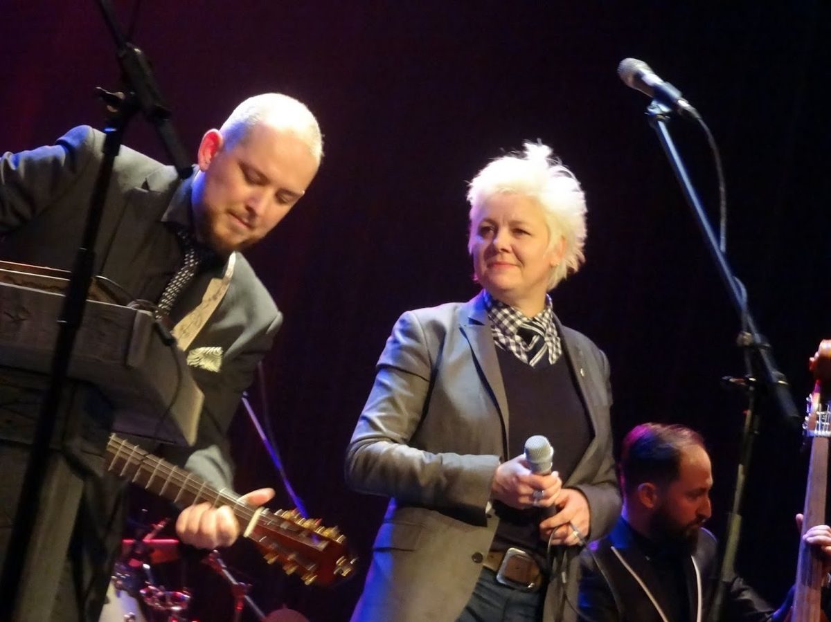 Mary's Little Lamb - Album release 'Elixir for the Drifter' - Stadsschouwburg- Mechelen- le 5 février 2017