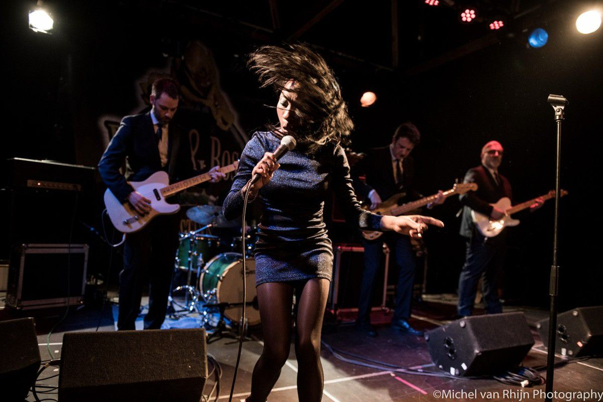 The Excitements + Boogie Beasts au CC René Magritte- Lessines le 12 février 2017