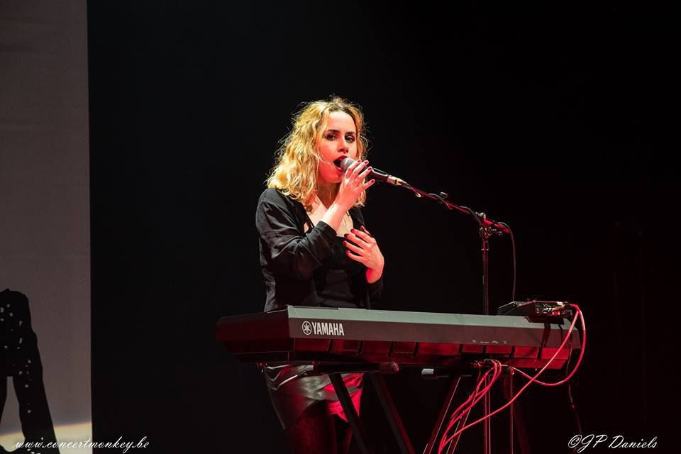 Jenifer - Mia Lena au Cirque Royal - Bruxelles, le 5 mars 2017
