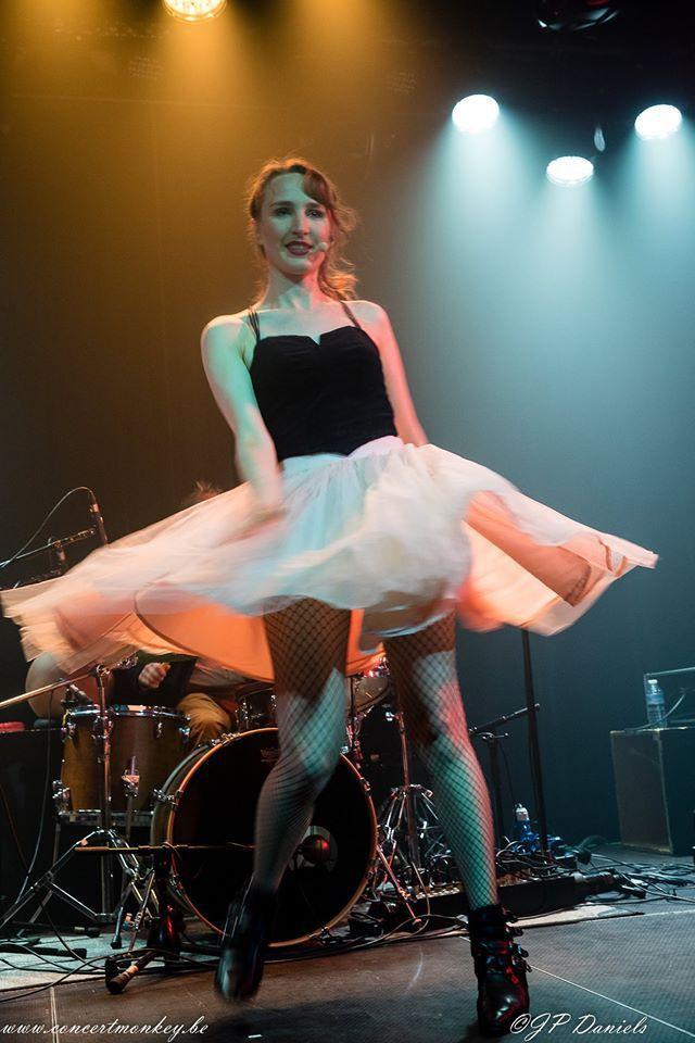 Théa and the Mugs, Sortie d'album - 'Avant/Après' , Ancienne Belgique ( Club) - Bruxelles, le 28 mars 2017