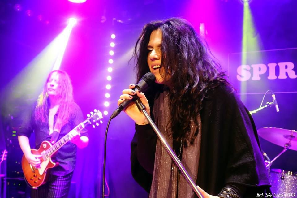 Sari Schorr and the Engine Room feat Innes Sibun - Spirit of 66 - VERVIERS - le 17 avril 2017