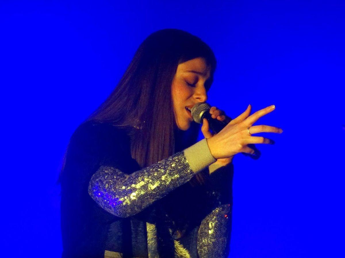 Vianney et Eugénie - Salle La Madeleine- Bruxelles, le 27 avril 2017