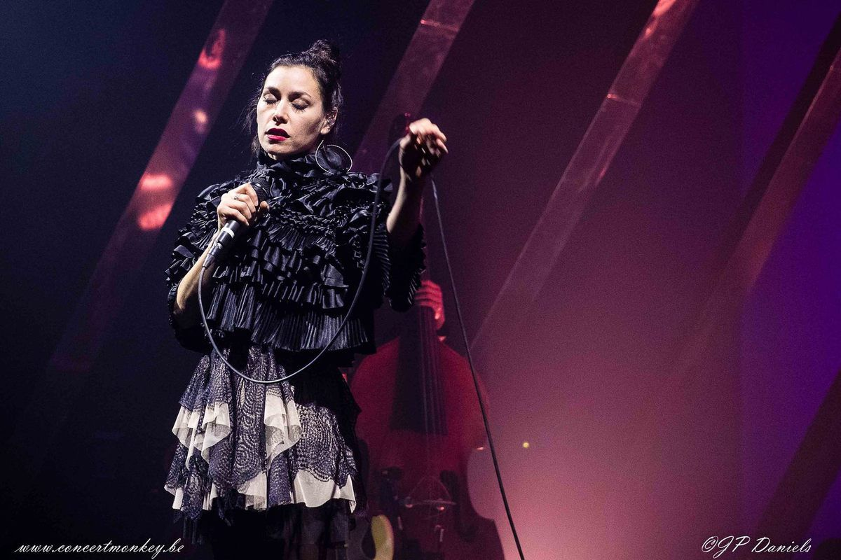 Olivia Ruiz - Annika And The Forest - Ancienne Belgique- Bruxelles- le 14 mai 2017