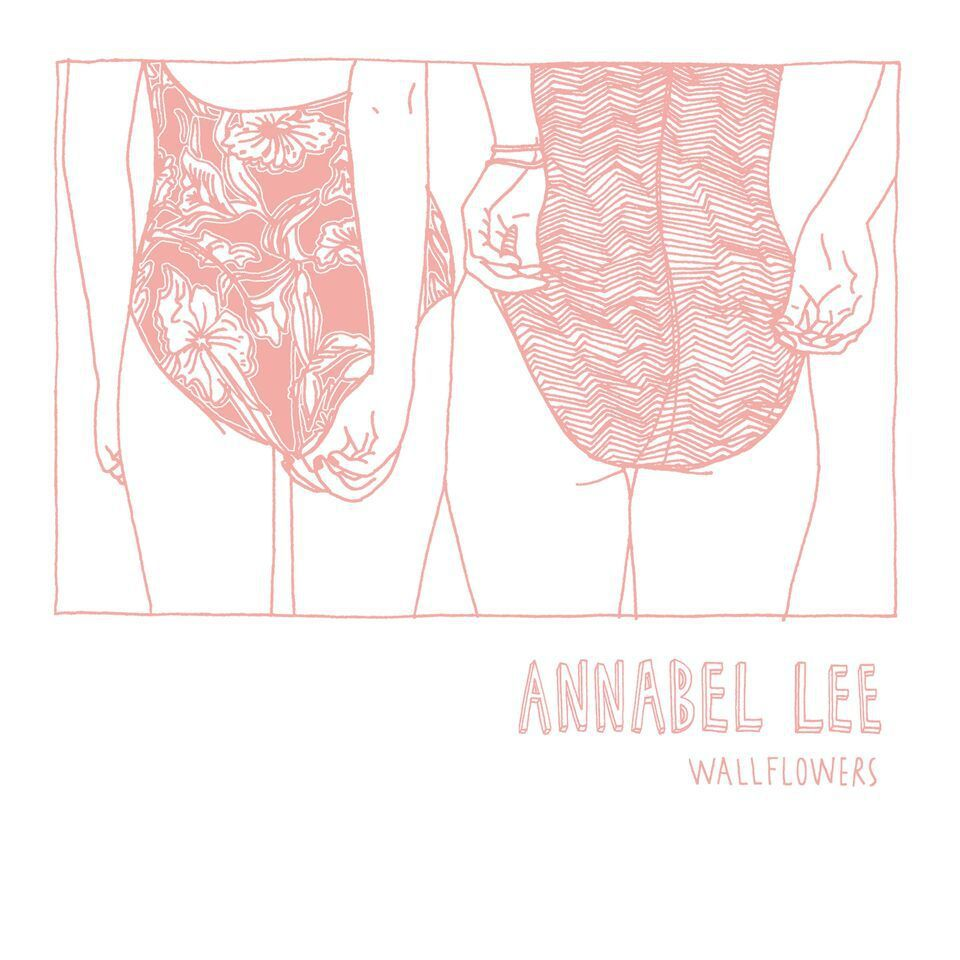 Annabel Lee - EP Wallflowers