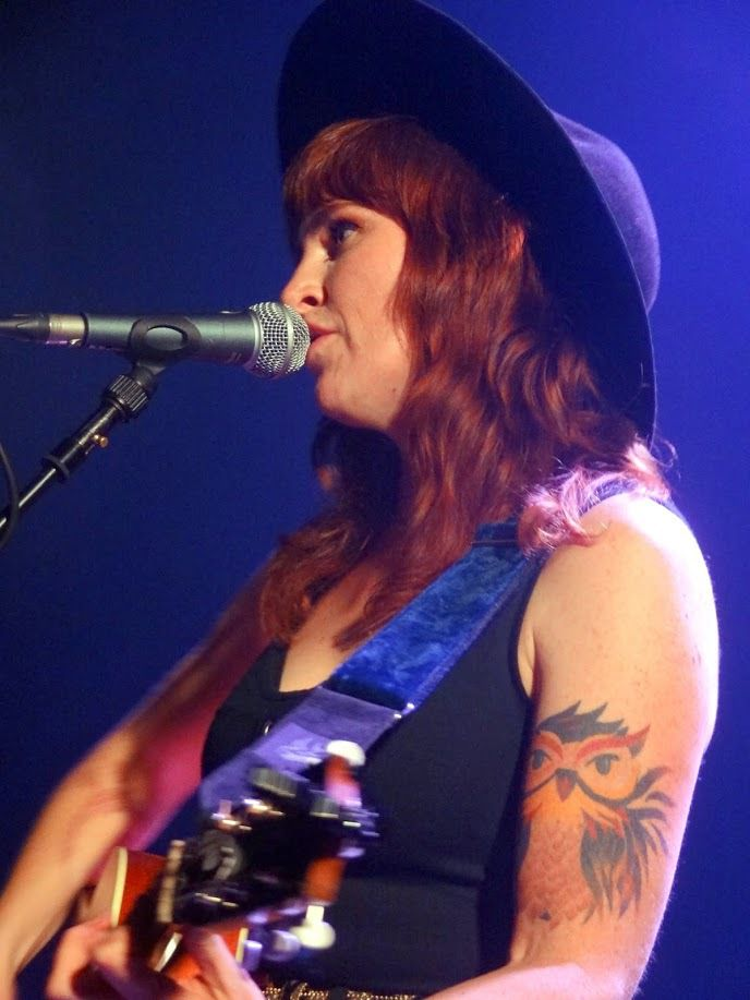 Nikki Lane and band - Ruby Boots - Ancienne Belgique ( Club) - Bruxelles, le 26 mai 2017