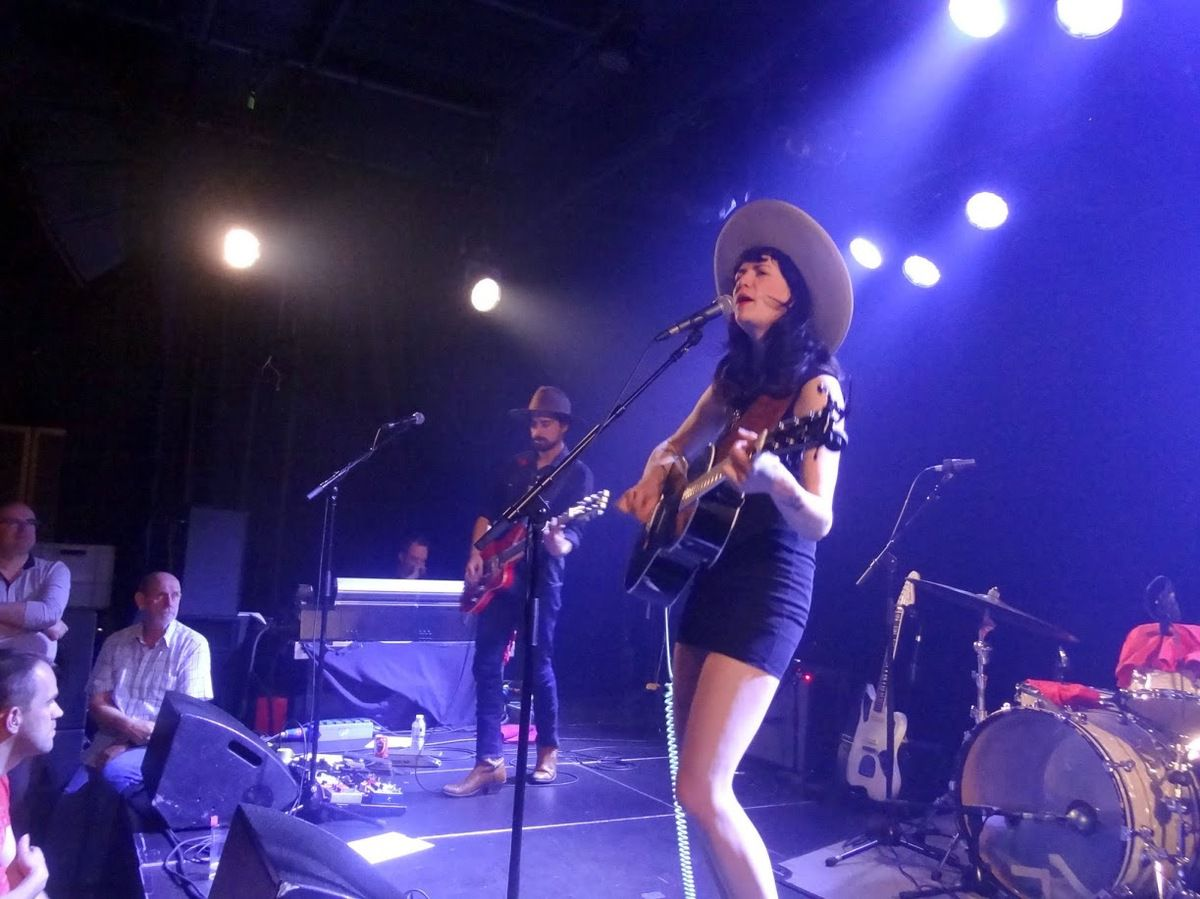 Nikki Lane and band - Ruby Boots - Ancienne Belgique ( Club) - Bruxelles, le 26 mai 2017
