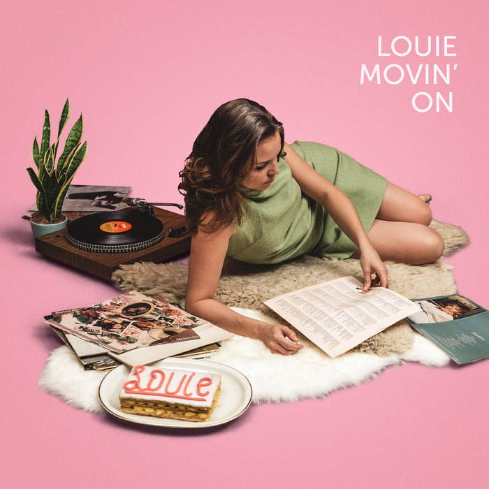 Louie- EP Movin' On