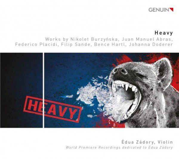 "Violin debut solo album concert ""Heavy"" of Édua Zádory - Balassi Institute - Brussels- le 6 juillet 2017"