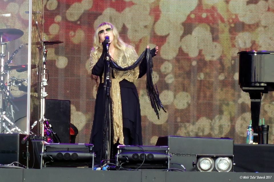 Stevie Nicks at British Summer Time Hyde Park , Hyde Park, London, July 9 2017