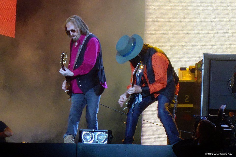 Tom Petty and The Heartbreakers at British Summer Time Hyde Park , Hyde Park, London, July 9 2017