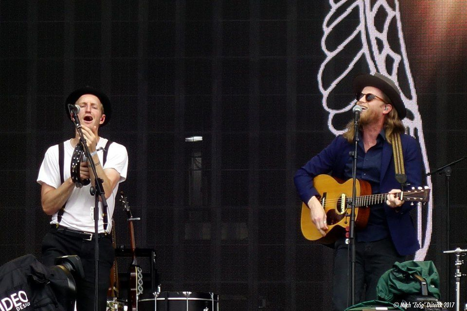 The Lumineers at British Summer Time Hyde Park , Hyde Park, London, July 9 2017