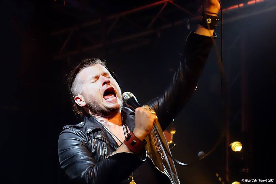 Rival Sons at den Atelier, Luxembourg - le 25 juillet 2017