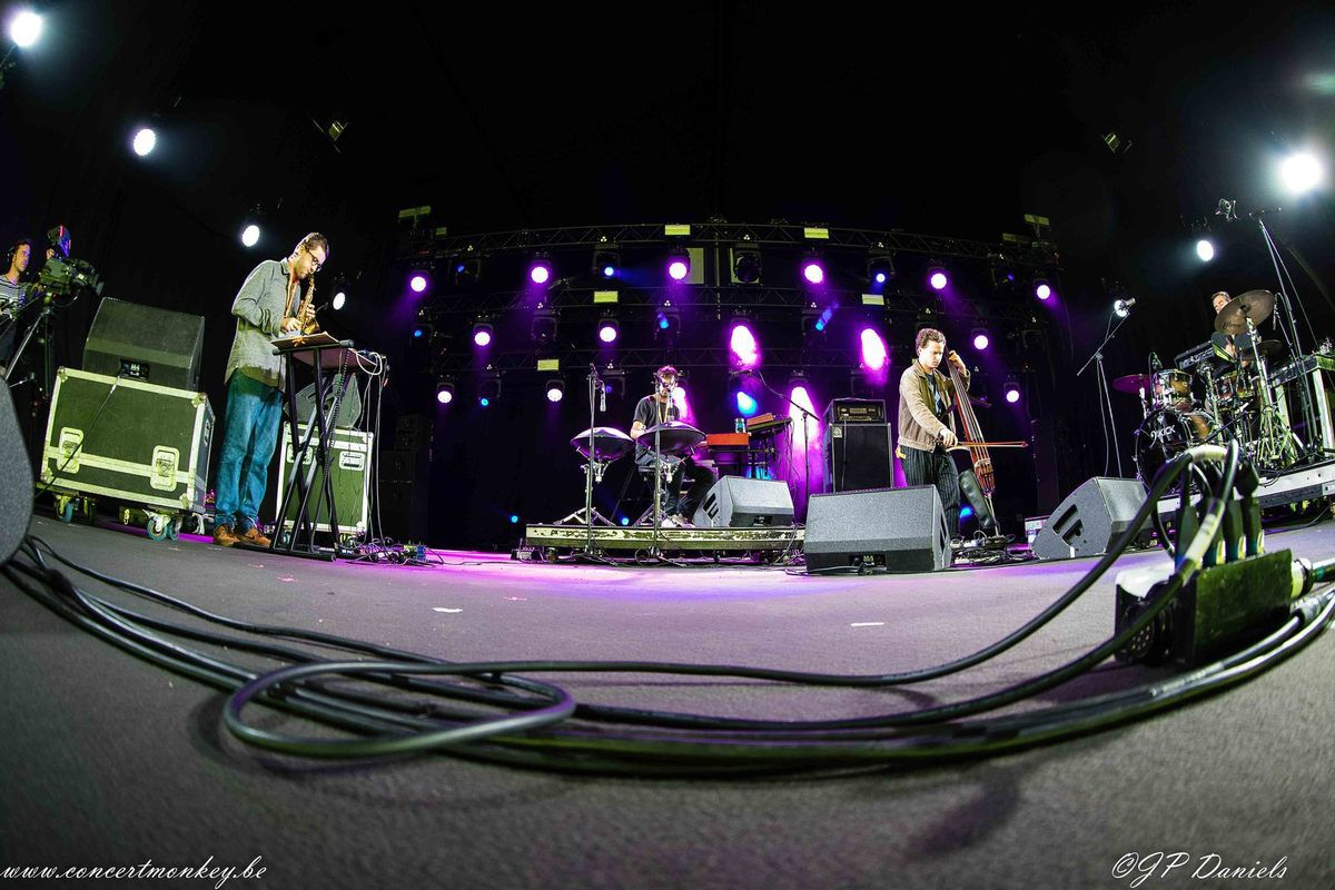 Jazz Middelheim - day two - Park Den Brandt - Antwerpen, le 4 août 2017