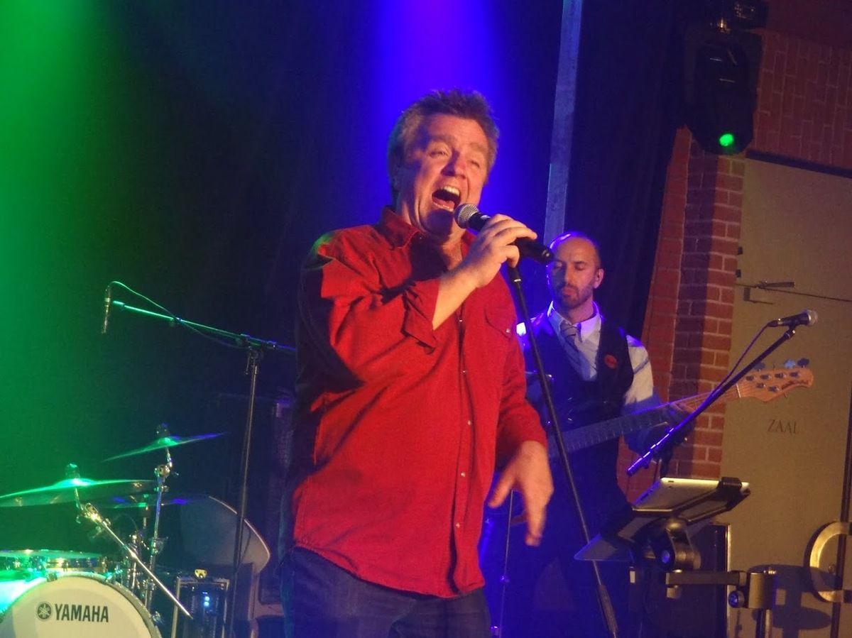 Ivan Pecnik and the Rockmantics - Feestelijk openingsweekend in CC de Meent ( Alsemberg) - le 2 septembre 2017