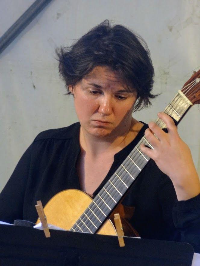 La Nuit des Feux avec Sophie Belloir et Anne–Lise Vaumoron et Flam's de la Cie Kanahi à La Briqueterie à Langueux, le 15 septembre 2018