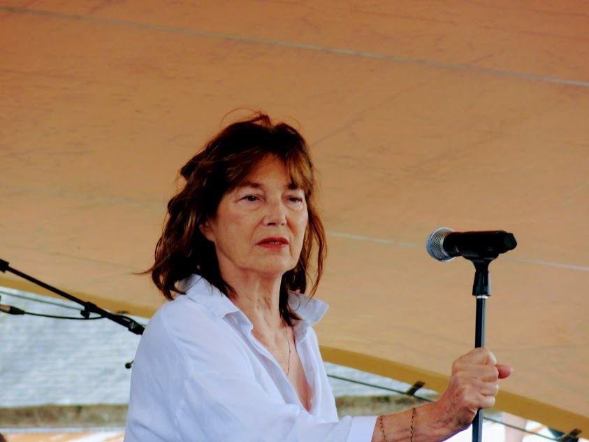 Jane Birkin/Gainsbourg/Symphonie intime, au Hameau Saint-Antoine, Lanrivain, le 3 août 2019
