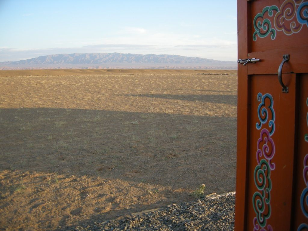 Destination : Mongolie
