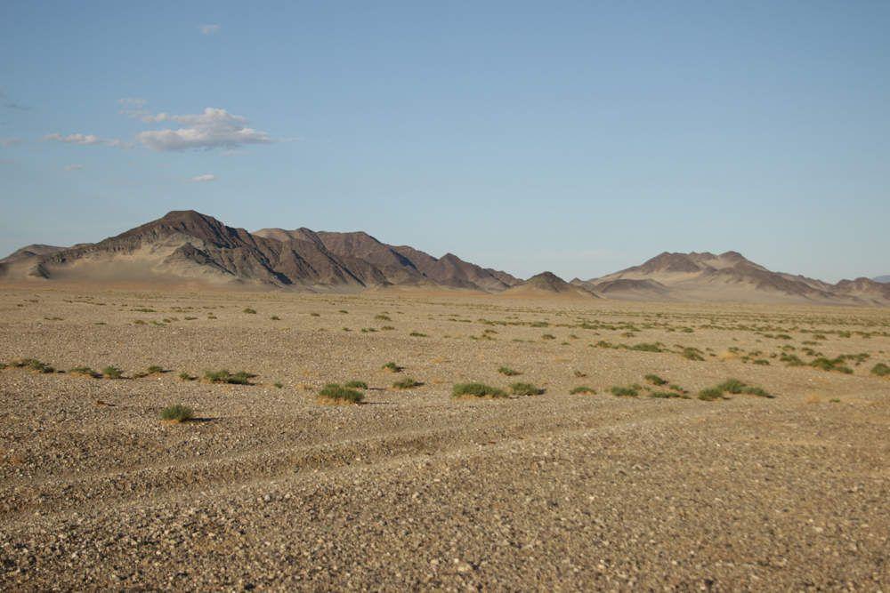 Expédition dans le désert de Gobi, épisode 18
