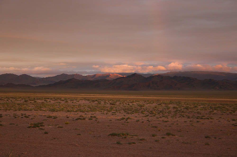 Expédition dans le désert de Gobi, épisode 22