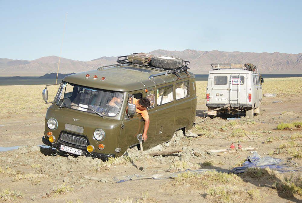 Expédition dans le désert de Gobi, épisode 23
