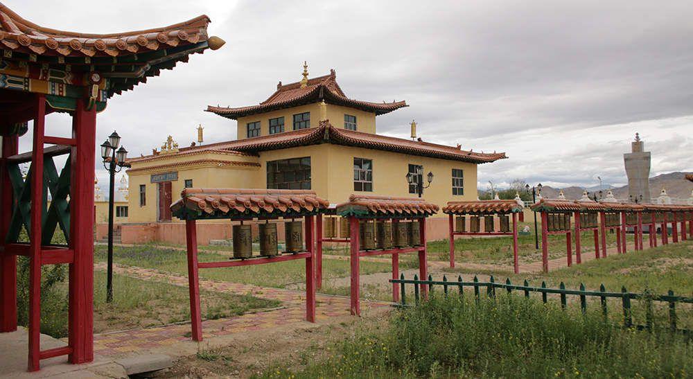 Expédition dans le désert de Gobi (Mongolie), épisode 26