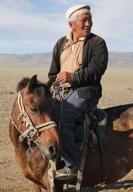 Expédition dans le désert de Gobi (Mongolie), épisode 24