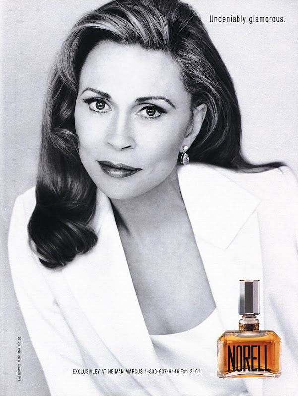 FAYE DUNAWAY POUR NORELL