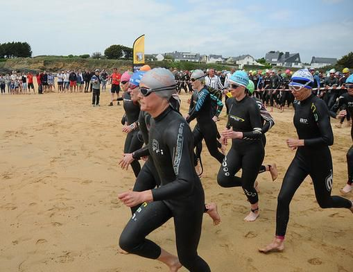 News du triathlon de QUIMPERLE 2016